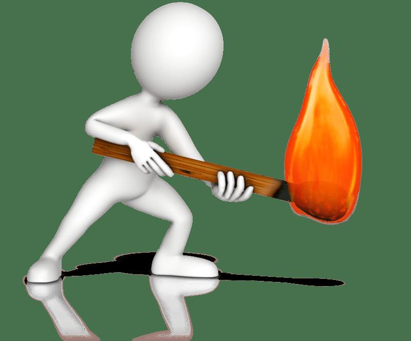 Afbranden