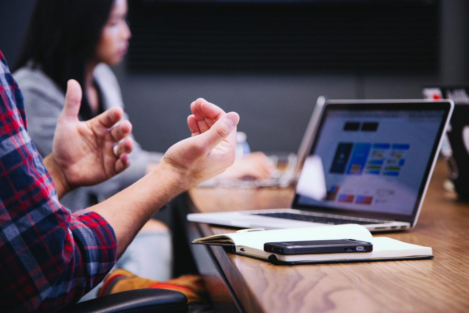 Vitaal leiderschap ontwikkel je tijdens de online cursus van WERKENDEMENSEN.